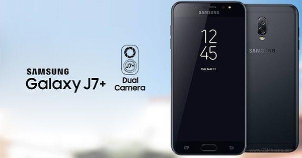 تسريبات هاتف Galaxy J7 Plus سيأتي بكاميرا خلفية مزدوجة Galaxie La Galaxy Galaxy