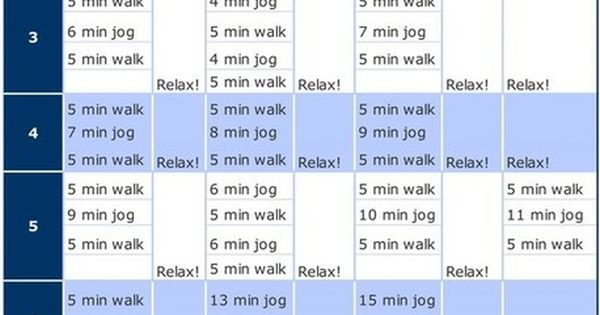 Running plan... I did this plan with the Run for God ...