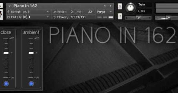 Amazing Piano Sample Library Kontakt Magesy Pro Com Imagens Tunes