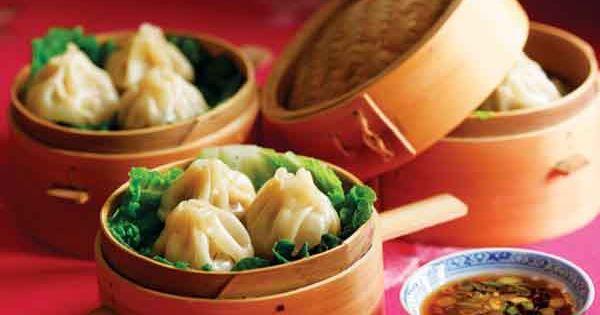 Dumplings, Pork and Recipe on Pinterest