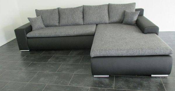 Aktion Neu Sofa Couch Wohnlandschaft Korpus Lederimitat Neu 17 Lagerverkauf Pinterest