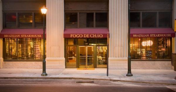 Fogo De Chao Awesome Brazilian Steakhouse Brazilian Steakhouse Philadelphia Restaurants Fogo De Chao