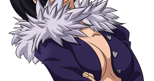 Nanatsu No Taizai Merlin Render By Alexadrufcsd by