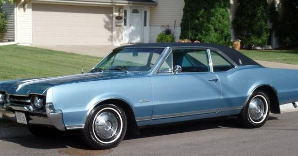1967 Oldsmobile Cutlass Supreme 2 Door Sport Coupe Offered For Auction 1858584 Oldsmobile Oldsmobile Cutlass Supreme Sports Coupe