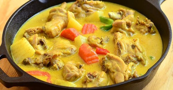 Chicken curry, Curries and Chicken potatoes on Pinterest