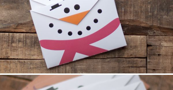 Christmas- Printable Holiday Envelopes | this heart of mine