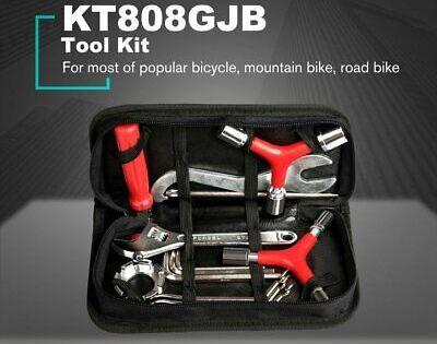 Sponsored Ebay 8 In 1 Multiful Bicycle Tools Kit Portable Bike Repair Tool Box Cycling Tools Dc Bike Repair Bicycle Tools Tool Kit