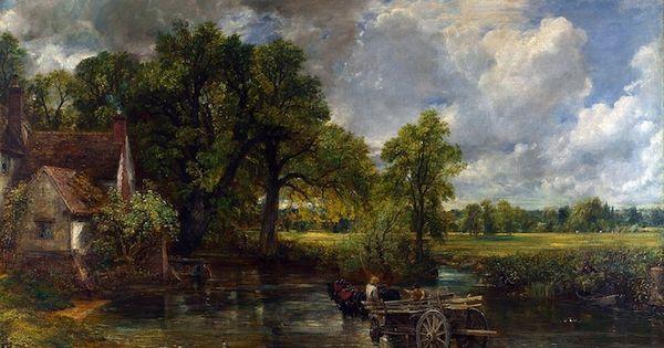 John Constable The Haywain John Constable, The Ha...