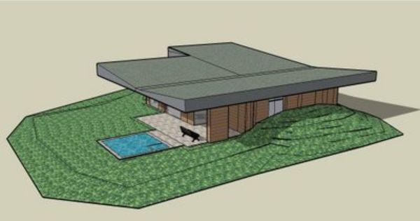 Google SketchUp! You can 3D design anything from products and furniture to