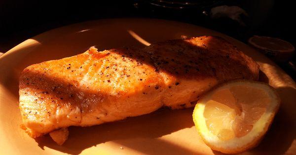 Salmon on Pinterest
