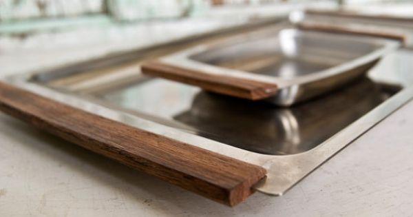 Stainless Steel Serving Platters Color Burst Pinterest