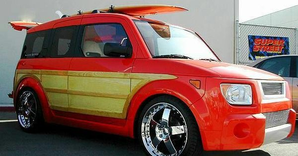 Pin By Wood Bell On Element Honda Element Honda Camry 2005