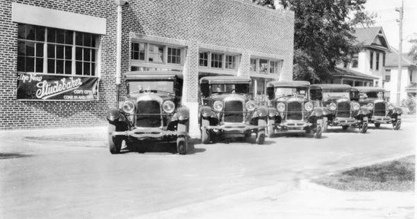 Car Dealerships Louisville Ky >> Studebaker Dealership | Old car Dealerships | Pinterest | Cars