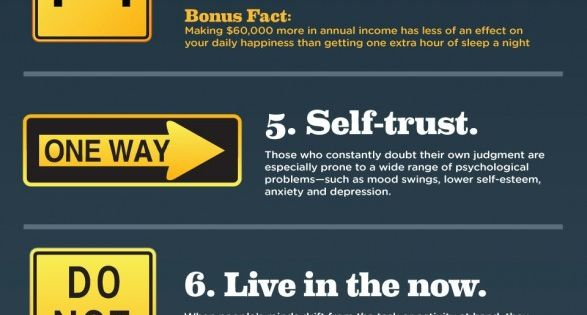 10 Signs You are Truly Happy