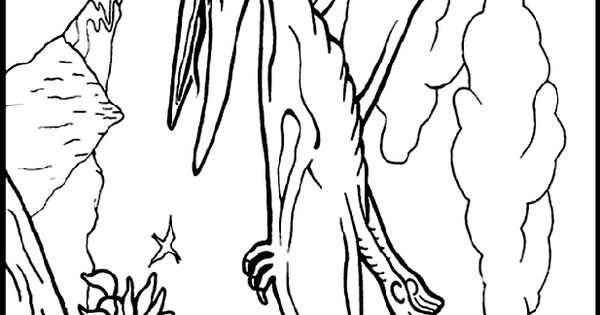 pteranodon coloring page history dinosaurs prehistoric age pinterest magic tree houses. Black Bedroom Furniture Sets. Home Design Ideas