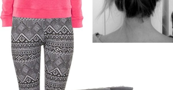 Love this cute lazy day outfit.