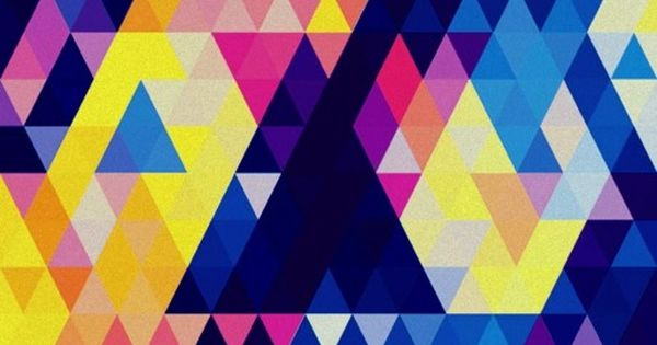 hipster triangles - Google Search