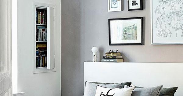 Mrs Jones Henrikan Kotona Hurmaava Harmaa Grey Walls Pinterest Bedrooms Apartment