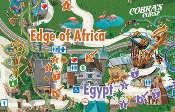 e00443377bf7750fbeab7fe0a6c14cdf - Busch Gardens Christmas Town 2019 Map