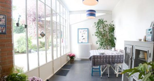 Verri re acier vitrage isolant r gion centre construire for Verriere jardin d hiver