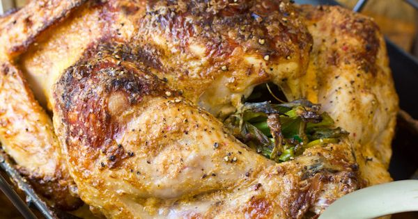 Asian Spiced Thanksgiving Turkey | Recipe | Perspective, Thanksgiving ...