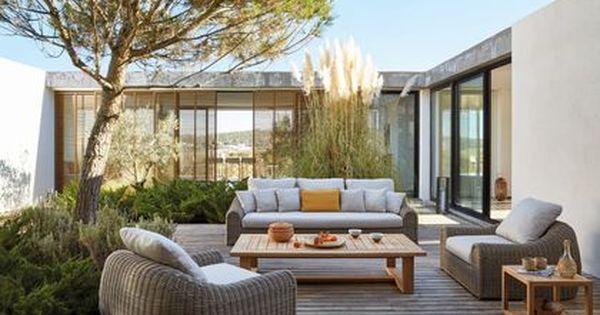 Salon De Jardin Design Les Plus Beaux Modeles Outdoor Living Outdoor Spaces Outdoor Living Areas