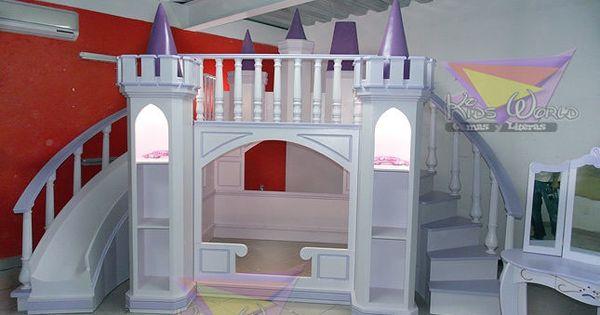 Camas infantiles de princesas en quer taro imagen 3 for Recamaras infantiles queretaro
