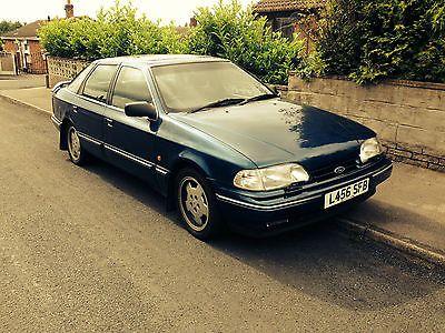 Ford Granada Cosworth 2 9 V6 24v Http Classiccarsunder1000 Com
