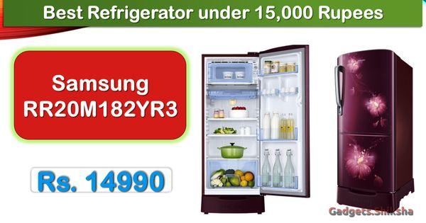 5 Best Refrigerator Under 15000 Rupees In India Market Refrigerator Models Best Refrigerator Single Doors