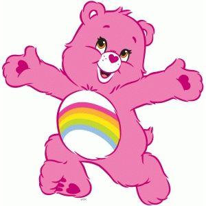 Silhouette Design Store Cheer Bear Jumping Care Bear Tattoos Bear Wallpaper Bear Drawing