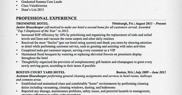 housekeeper resume sample download this resume sample to