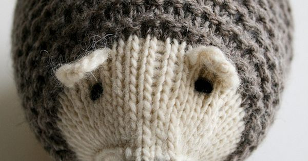 Whits Knits: Knit Hedgehogs Purl bee, Ravelry and Knit ...