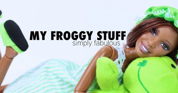 My Froggy Stuff Blog With Tons Of Great Doll Accessories Ideas Kidding Around Pinterest