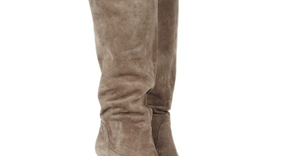 Rumer ruched boot from Sole Society