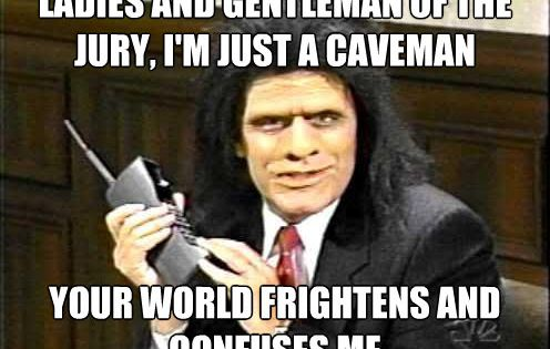 caveman logic today Prehistoric technology is technology that predates recorded history history is the study of the past using written records anything prior to the first written.