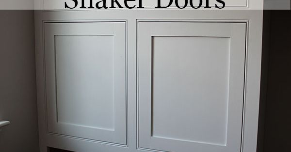 how to make cabinet doors how to build shaker cabinet doors with a router diy 17104