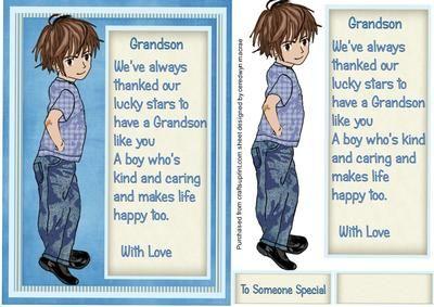 Birthday Grandson With Verses Birthday Verses Verses For Cards Happy Birthday Grandson Images