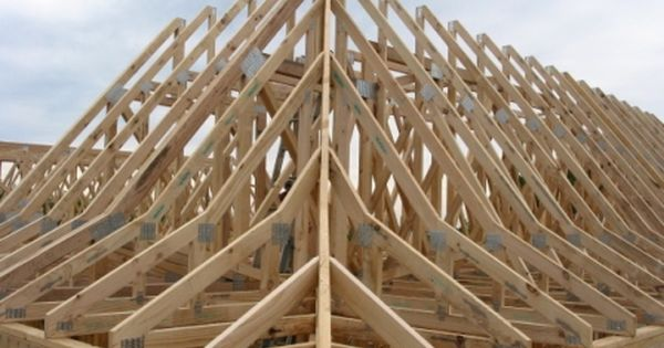 Dual Pitched Vs Flat Roof Vs Bowstring Roof Frame Fishers Roof Framing Roof Trusses Flat Roof