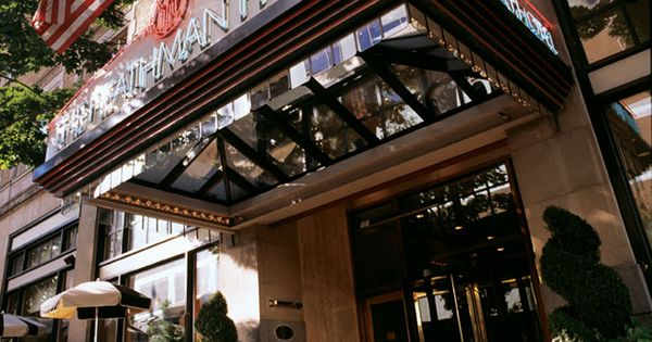 Heathman Hotel | Portland Oregon Luxury Hotel Location (AARP rate $143/night--no breakfast)