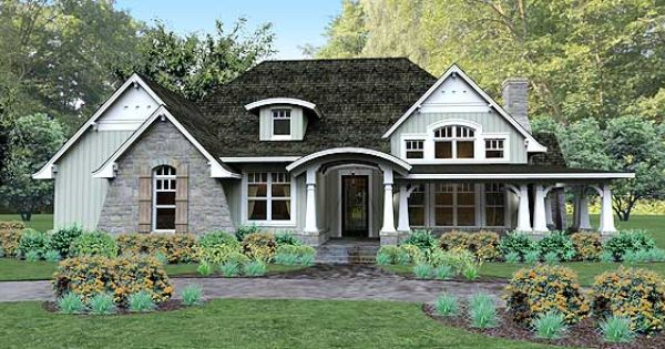 Plan 16862wg cozy 3 bed cottage with bonus for Home plans com