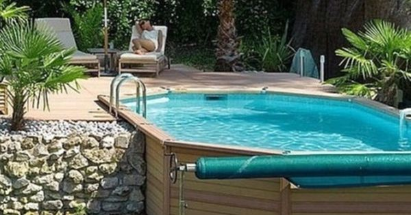 10 reasons to reconsider the aboveground pool deck for Pool billig