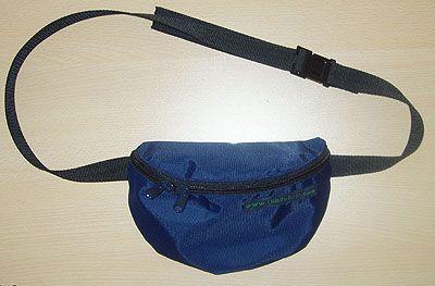 FunFabric freebooks Taschen Hip Bag Schnittmuster