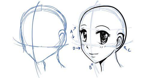 Anime Drawing Teachers Best Tutors On Youtube Anime Drawings Manga Drawing Face Drawing