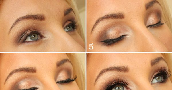 Amazing tutorial to an everyday makeup. We could all benefit from watching