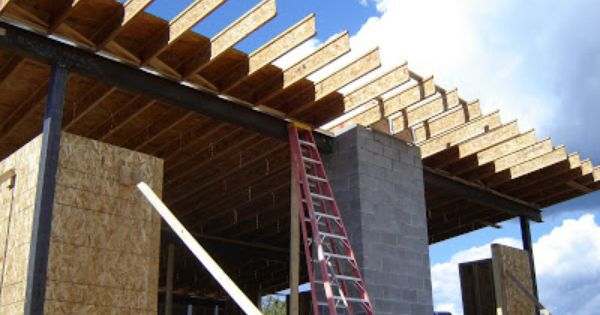 Steel Post And Beam Construction Post And Beam Beams Steel