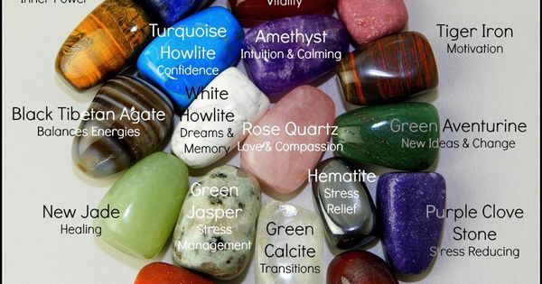 Healing Stones And Their Meanings | Precious gems and their meaning. |