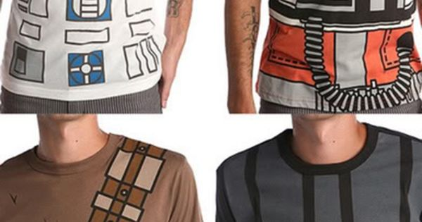 Star Wars shirts - The boys need these