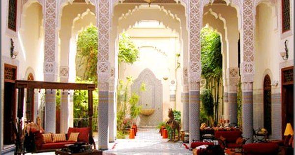 moroccan architecture boutiquehotel