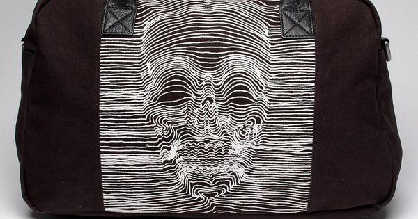 John Varvatos, Skull Duffle Bag