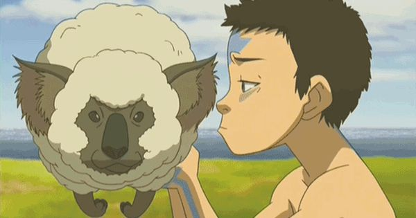 Sokka Trying To Be A Therapist Lol Scream Into The Pillow I